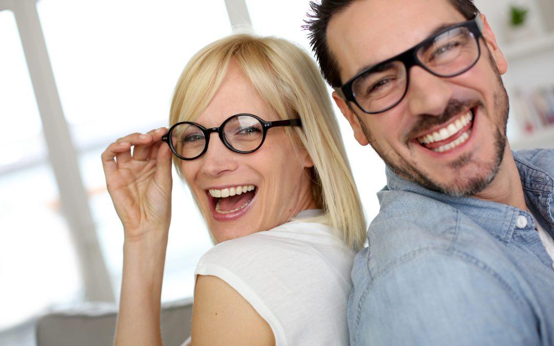 Oprawki okularów – jak dokonać trafnego wyboru